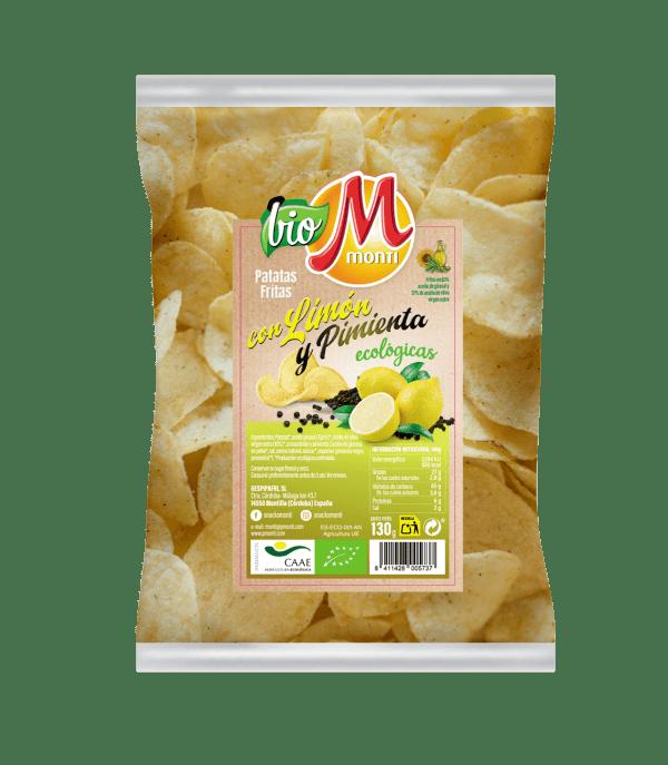 Biomonti Sabores Limón y Pimienta
