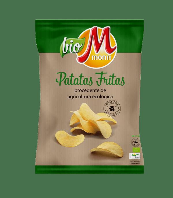 Biomonti Sabores Patatas Fritas