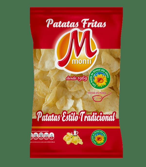 Monti Clásicas Patatas Estilo Tradicional