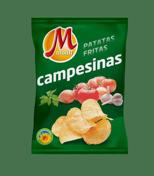 Monti Clásicas Patatas fritas Campesinas