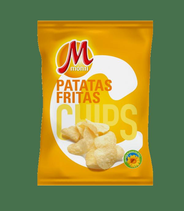 Monti Clásicas Patatas fritas Chips