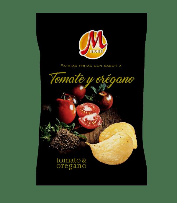 Monti Premiun Tomáte y Orégano