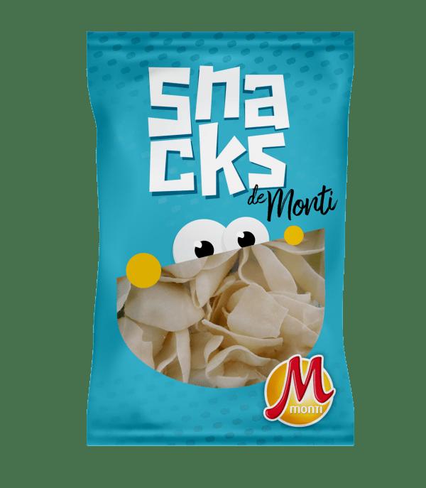 Monti Snacks Patatas Deshidratadas