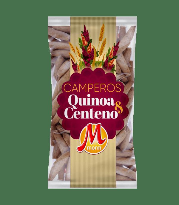 Saluditos Camperos Quinoa Centeno