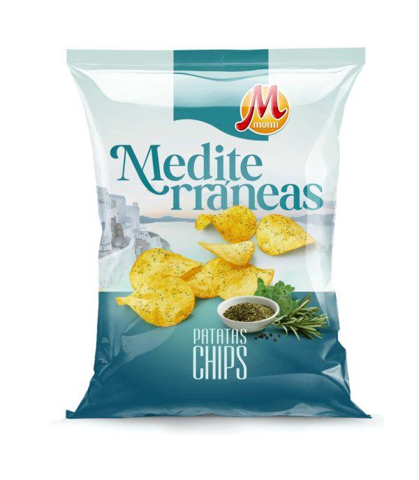 Patatas mediterraneas